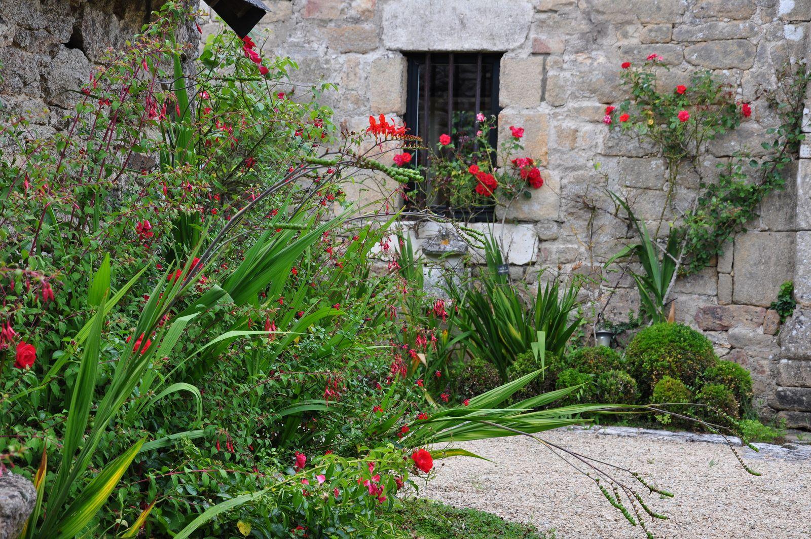 Au pays du granit, le jardin de Trez-Bihan
