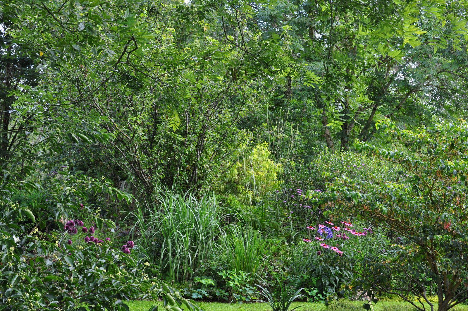 On se l'était dit, on l'a fait le jardin du Mayet
