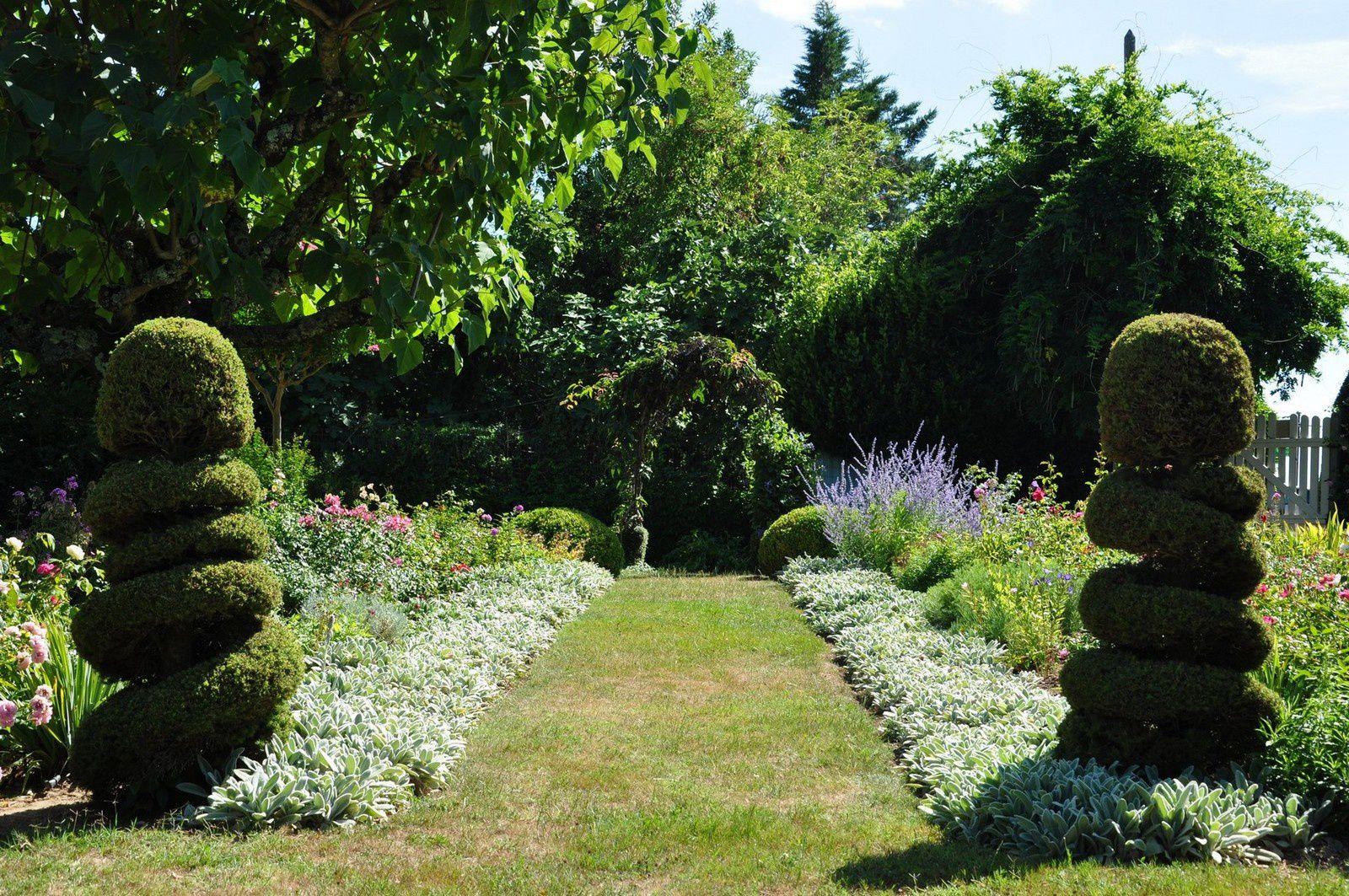 Le jardin de Lusseau, un jardin d'instinct et de passion