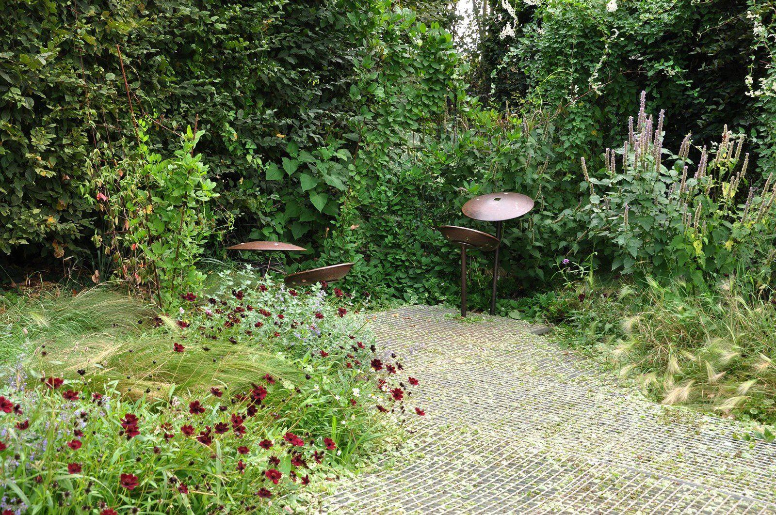 Jardin n°24 : Puissantes immobiles
