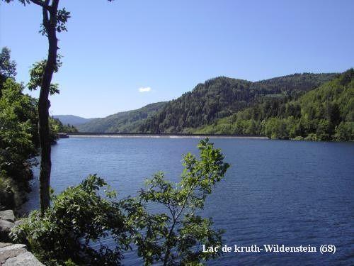Les beaux lacs du massif Vosgiens. mise à jour / janvier 2015