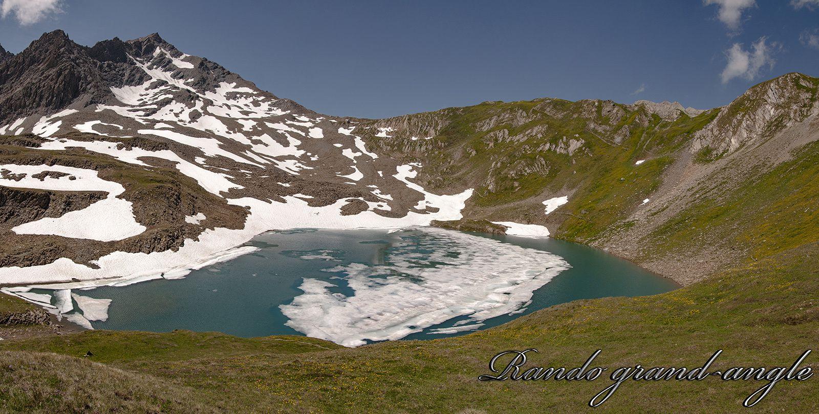 Le lac noir,