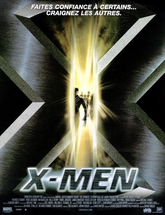 Critique-X-Men (Bryan Singer-2000) **** -10
