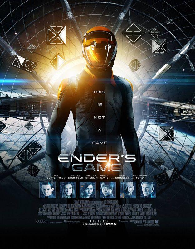 Nouvelle bande annonce pour La stratégie Ender
