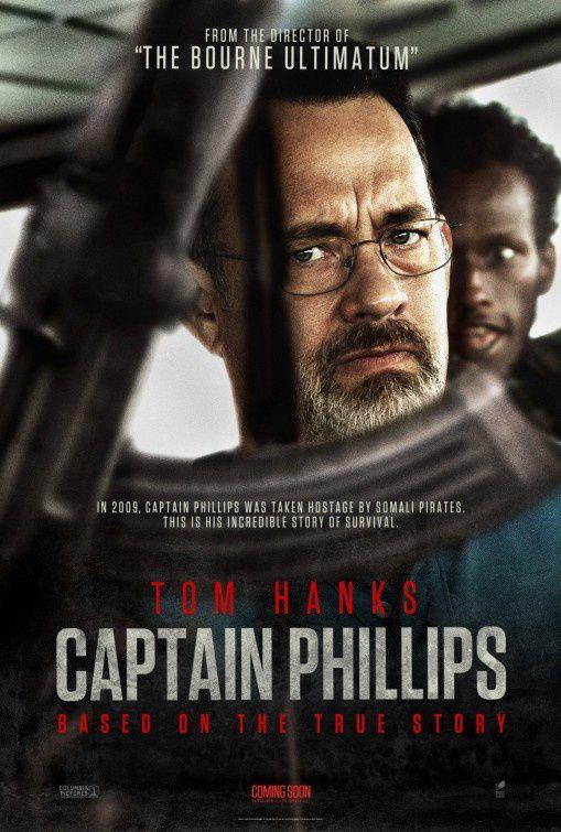 Nouvelle bande annonce pour Captain Phillips