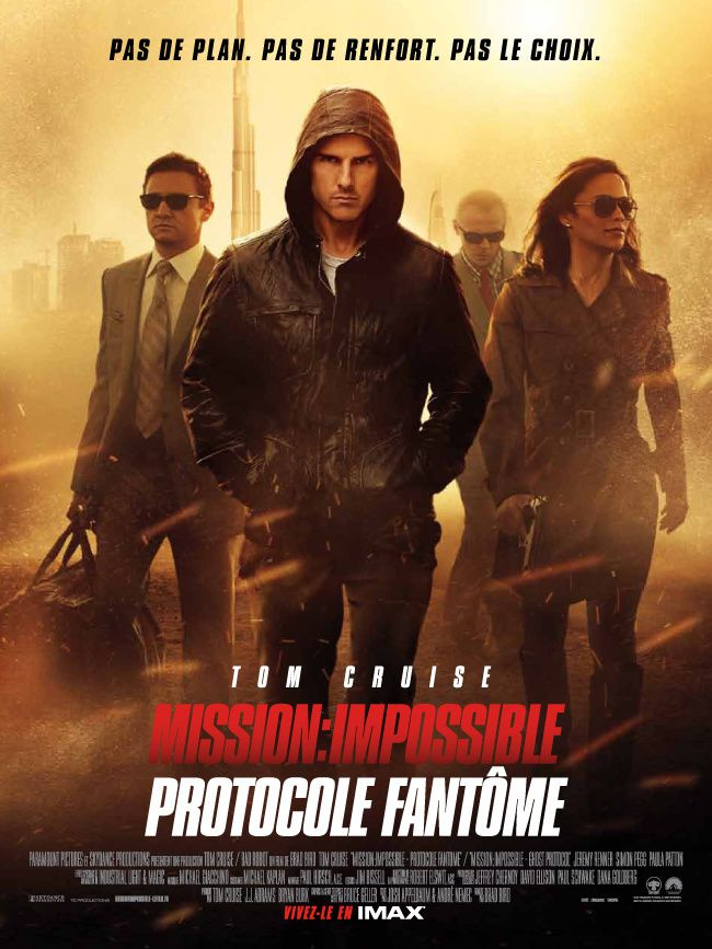 Mission Impossible 4_Affiche FR