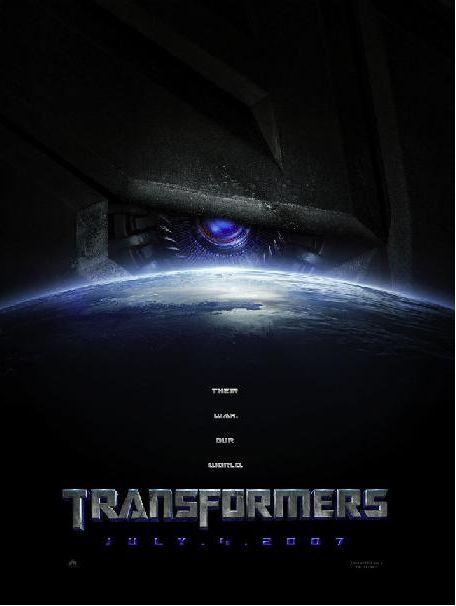 Transformers (1er poster officiel)