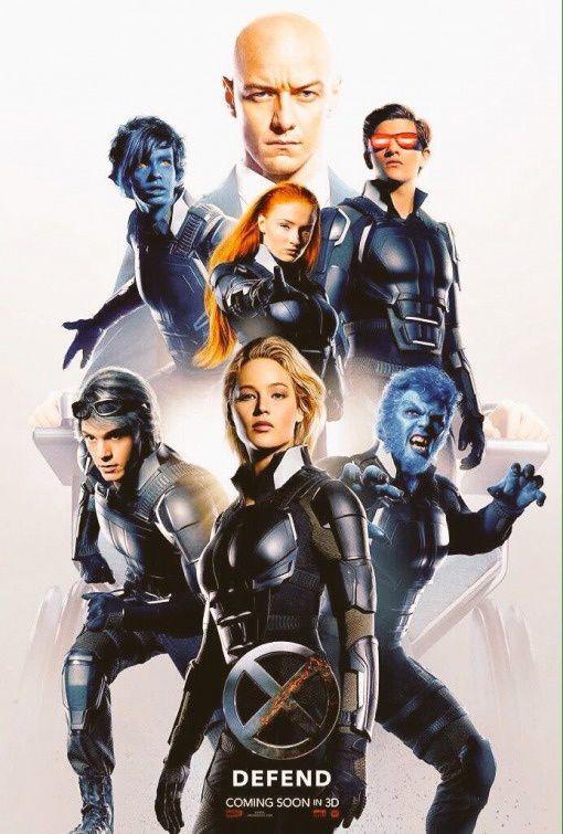 X-Men Apocalypse_Affiche 5