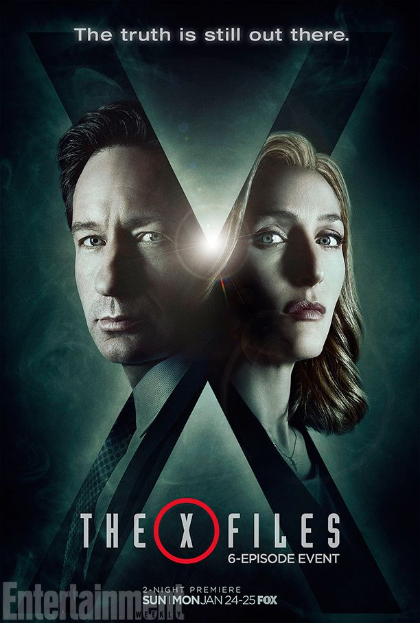 X-Files_New Poster