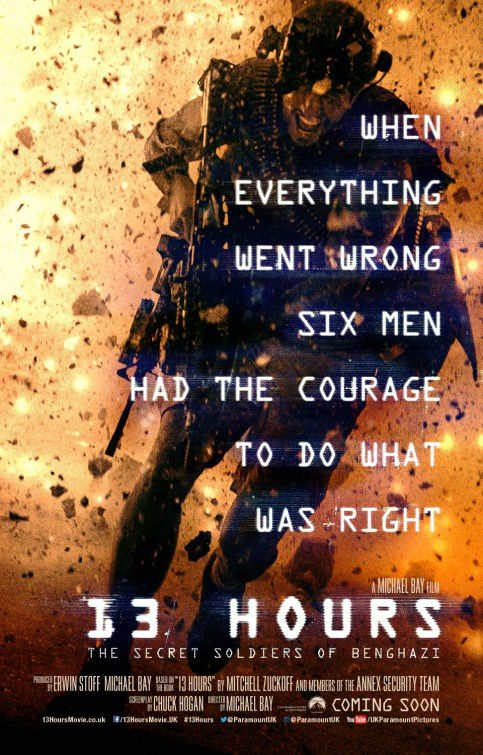 13 Hours_Affiche 1