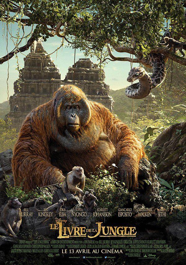 Le livre de la jungle (J Favreau)_FR 2