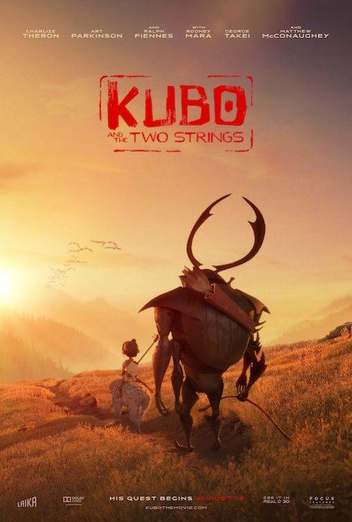 Kubo et l epee magique_Affiche 2