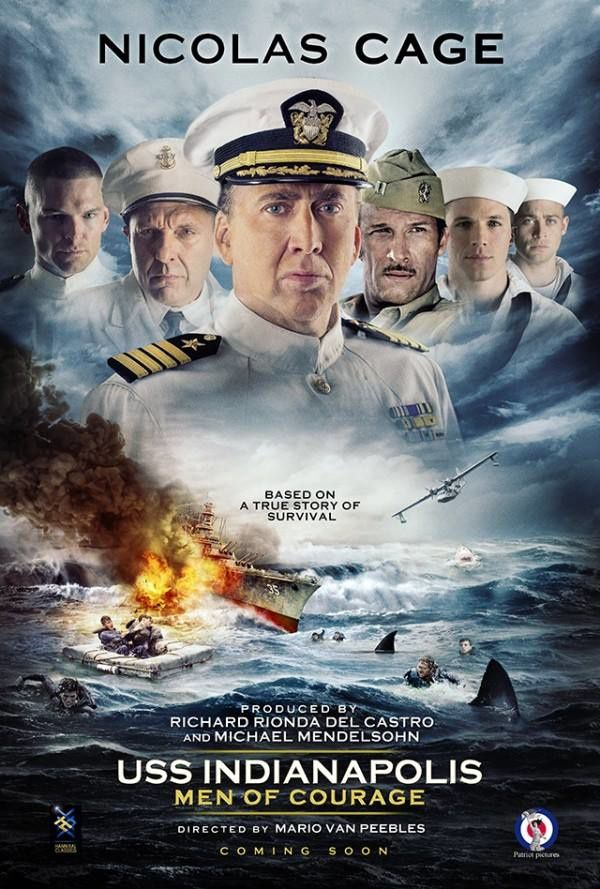 USS Indianapolis, Men of Courage