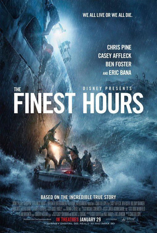 The Finest Hours_Affiche 2