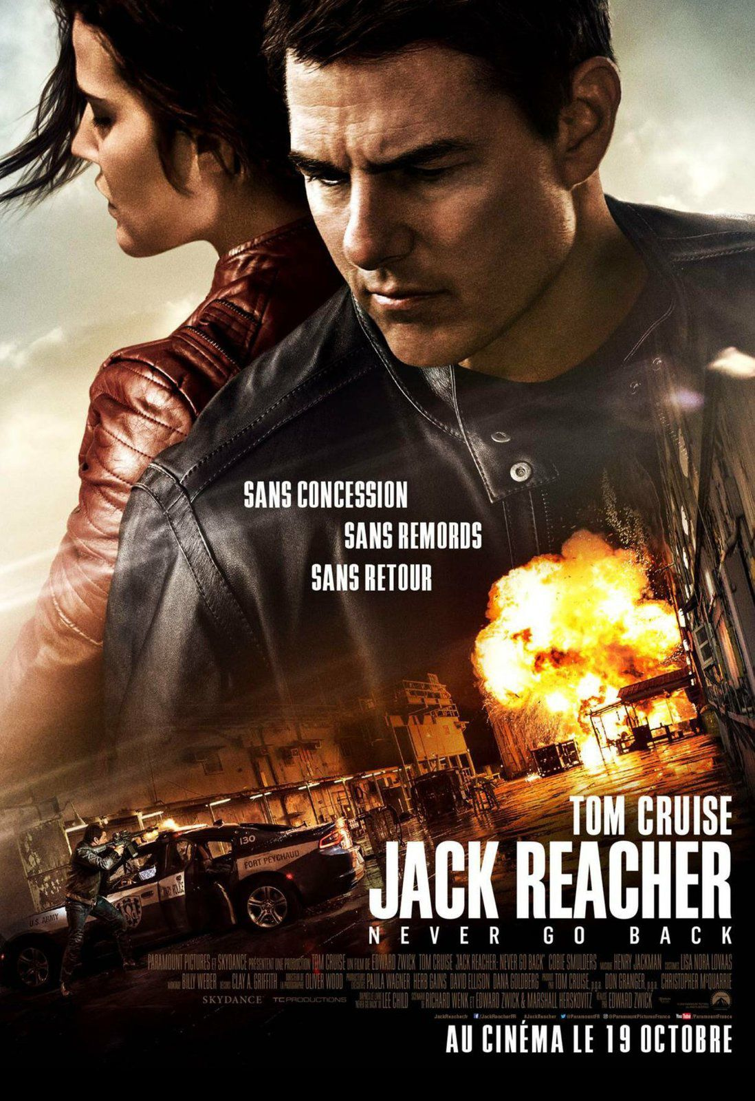 Jack Reacher Never Go Back__Officiel FR.