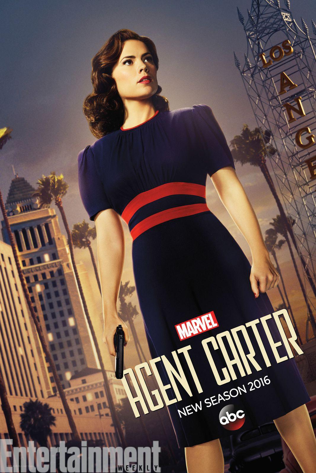 Agent Carter, saison 2