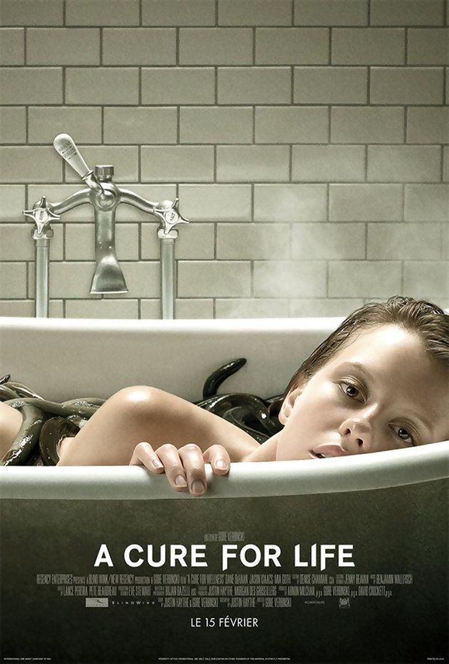 A cure for life_Affiche fr