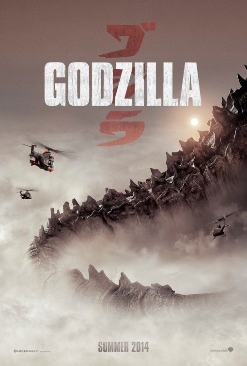 Godzilla 2013_Affiche 3