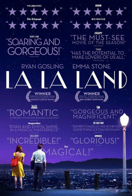 La La Land_Affiche 3