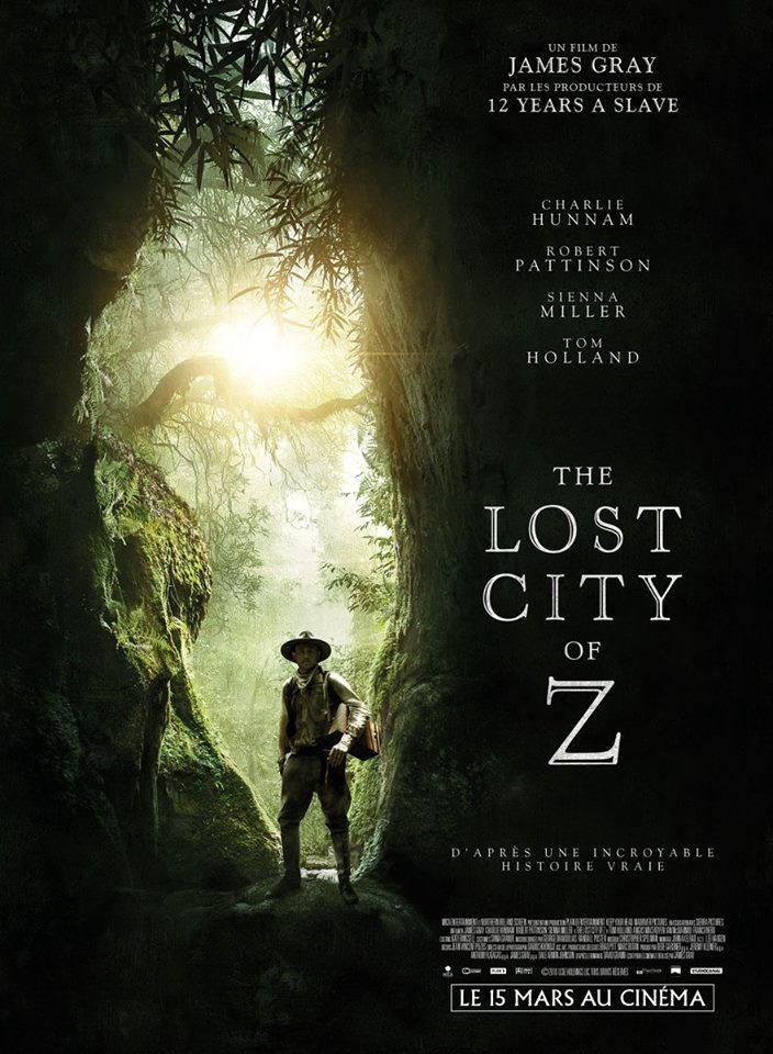 The Lost City of Z_FR