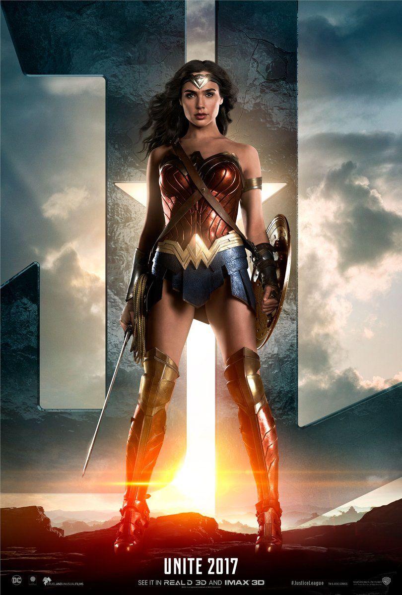 Justice League_Wonder Woman