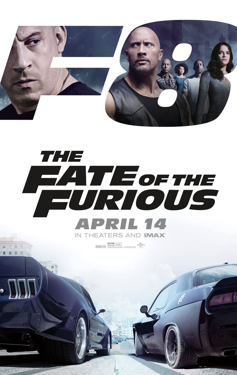 Fast and furious 8_Affiche 3