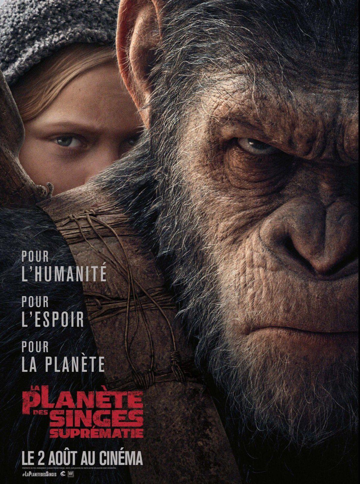 La planete des singes Suprematie_FR