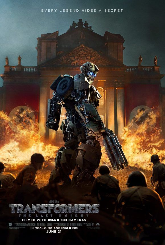 Transformers The Last Knight_Bumblebee