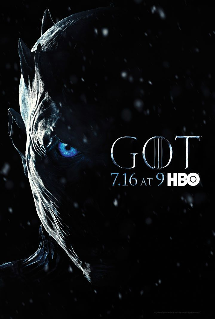 Game of Thrones_Saison 7 Poster