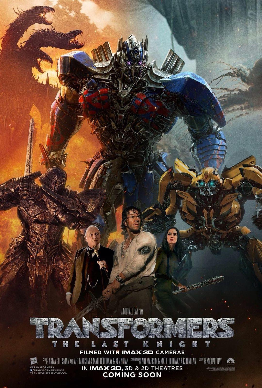 Transformers, The Last Knight_US Final