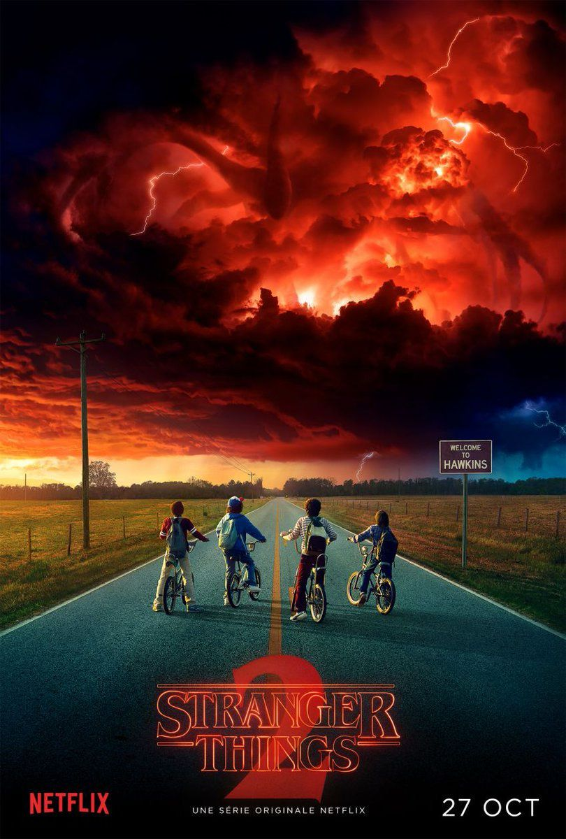Stranger Things_Saison 2