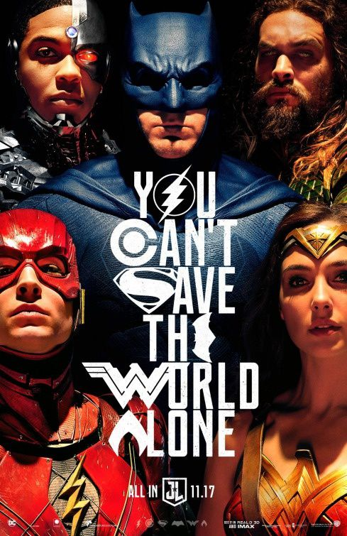 Justice League_Affiche 4