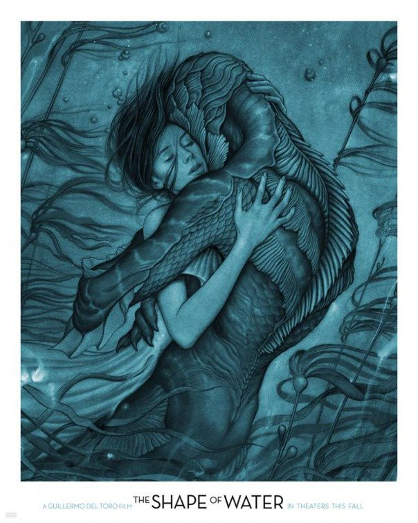 The Shape of Water_US