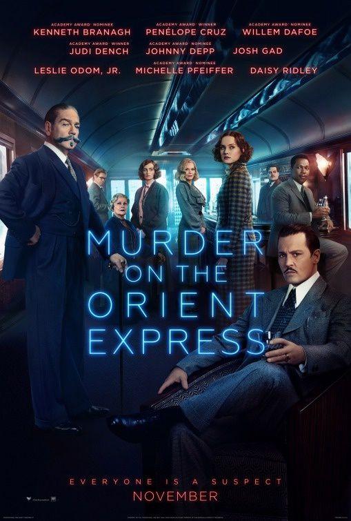 Le Crime de l Orient Express_Affiche 3