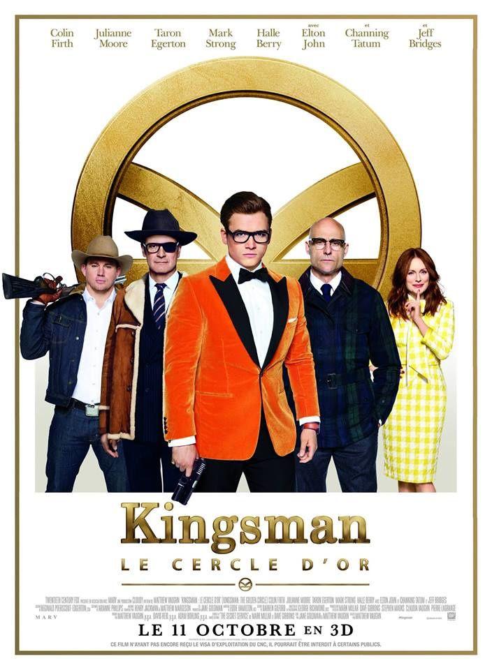 Kingsman, le cercle d or _FR Final