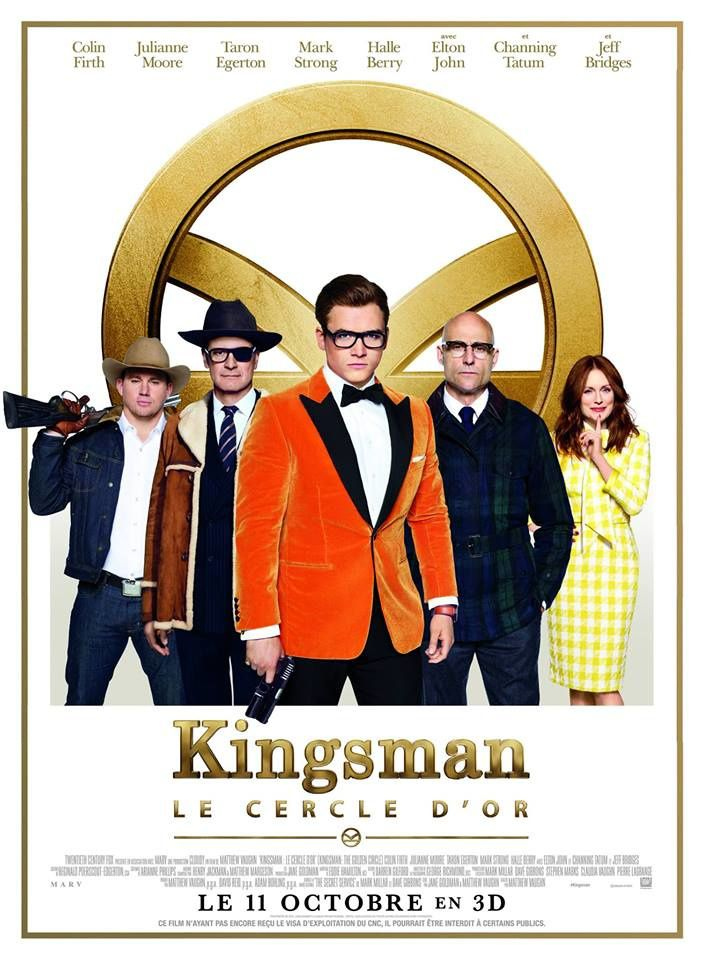 Kingsman, le cercle d or _FR Final