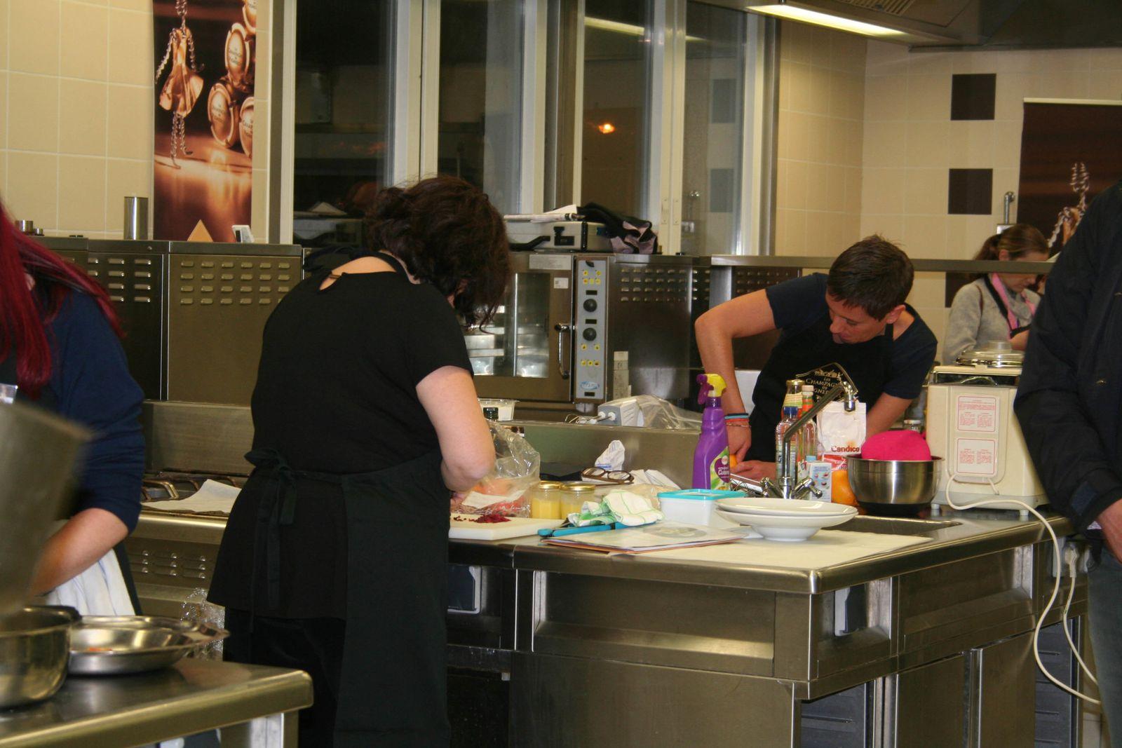 Salon du blog culinaire N° 6 : j'y étais