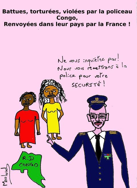 Torturées et violées dans leur pays, la France les renvoie se faire tuer !