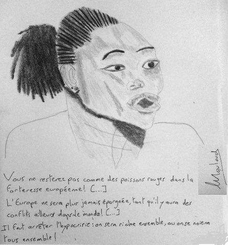 Fatou Diome et le racisme !