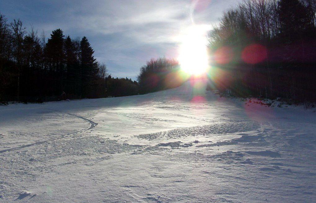 2015: Ski de montée au Markstein