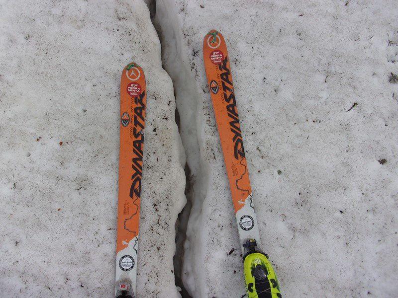 2015: Fin de saison pour le ski dans les Vosges