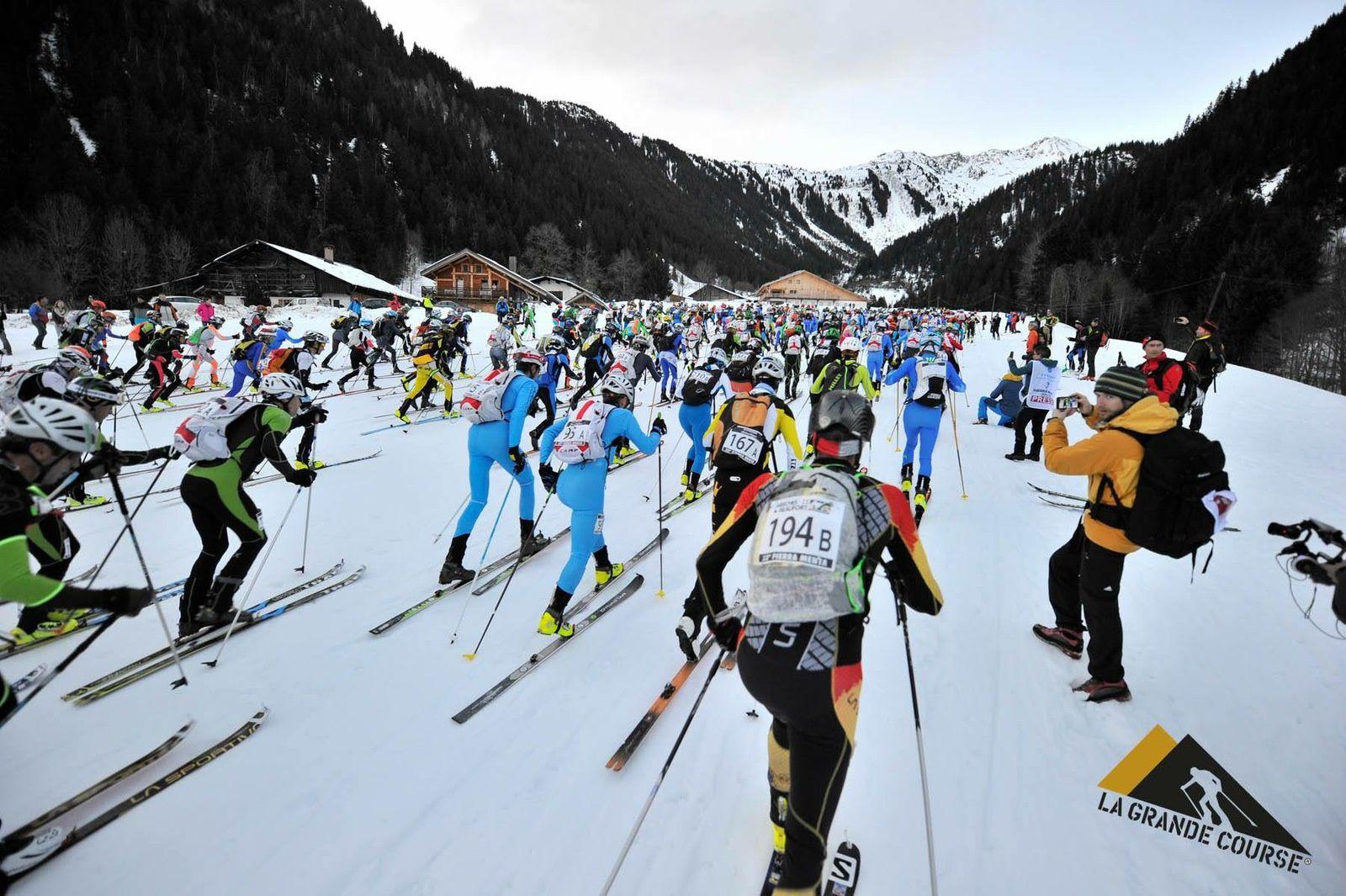 """Photos """"Ski&Run"""", """"Spordimontagna"""", """"Grande-Course"""", Arnaud, Clo"""