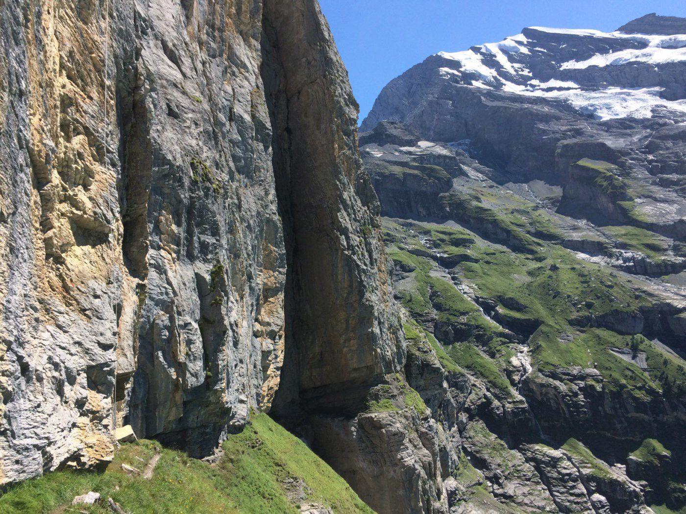 2017: Tour du lac d'Oeschinensee
