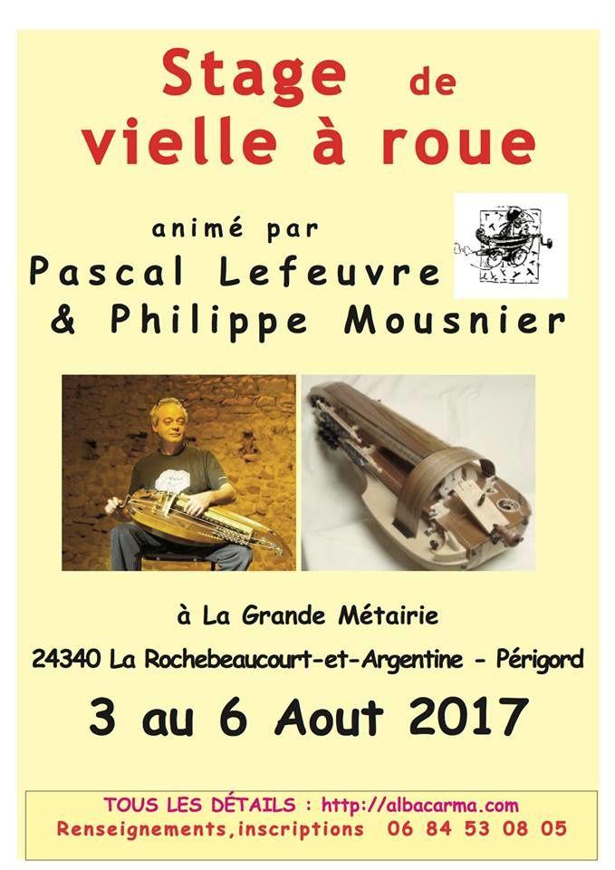 la Rochebeaucourt et Argentine – Dordogne animé par Pascal Lefeuvre &amp&#x3B; Philippe Mousnie