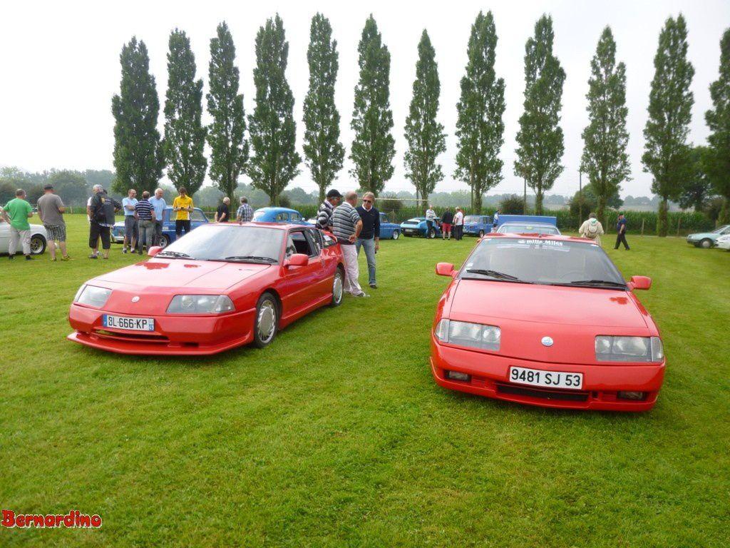 Première Montée Historique du Montaigu voitures photos