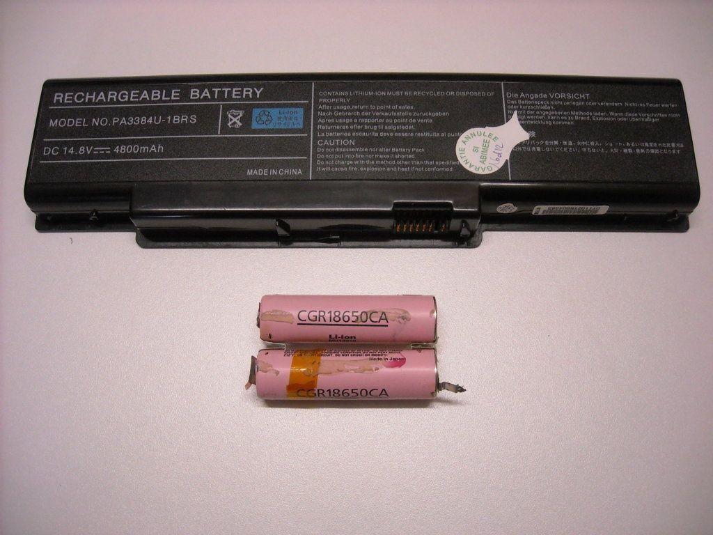 Histoires de batteries