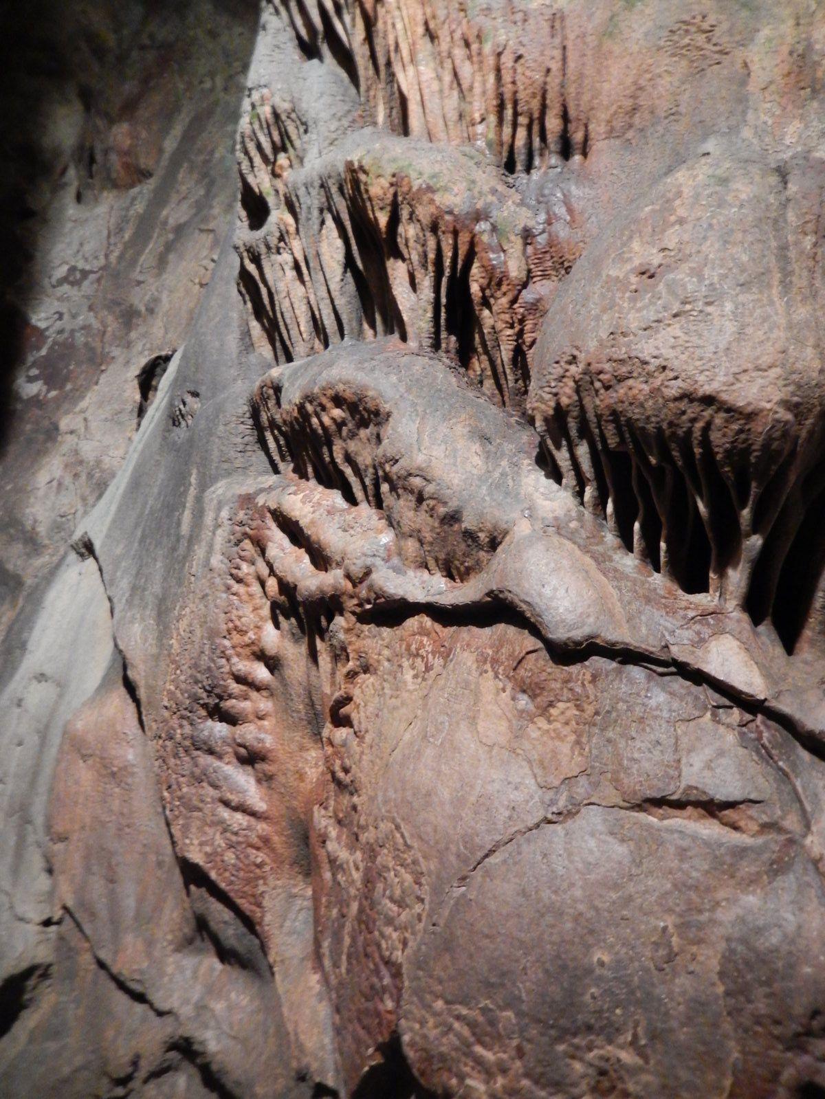 Les grottes de Saulges