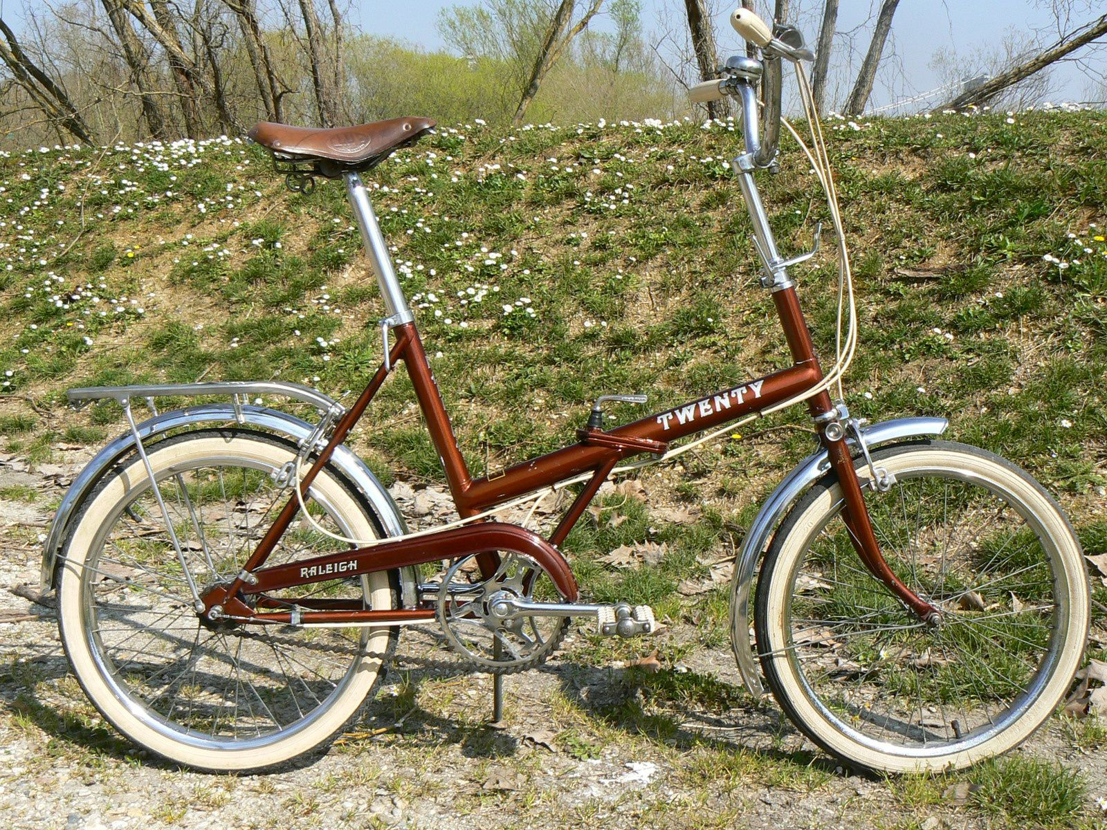 Raleigh Twenty R20 1975 Mini Velo Vintage