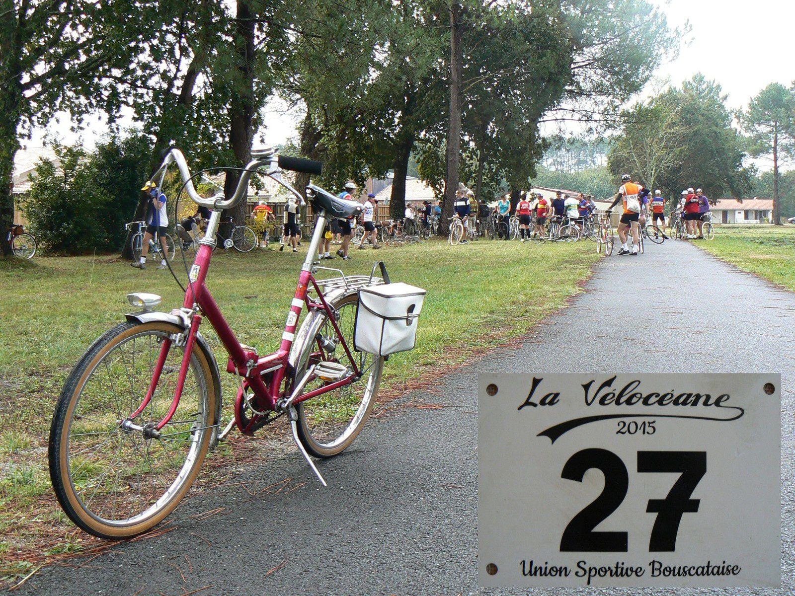 La Vélocéane 2015 (à Andernos)
