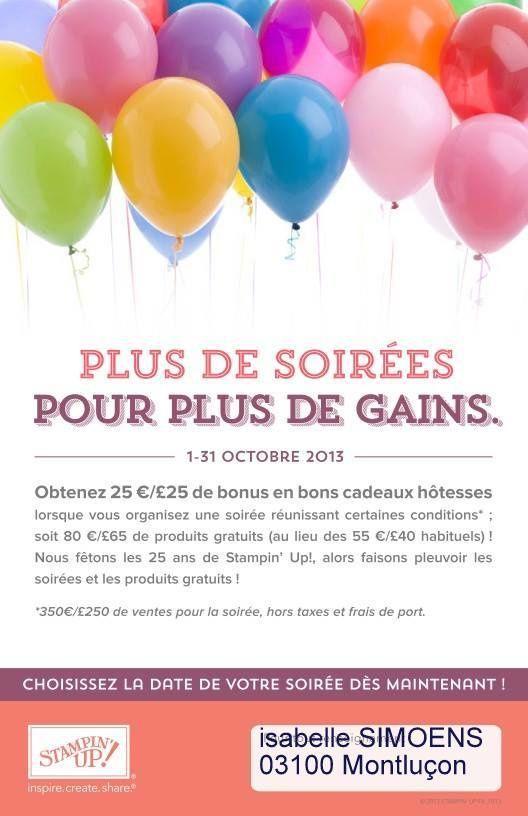 25 euros en plus.....accueillir un atelier c'est top...